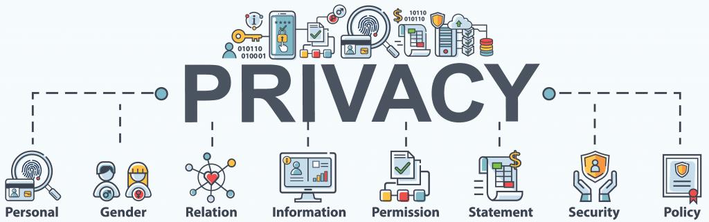 Mudanças de política de privacidade